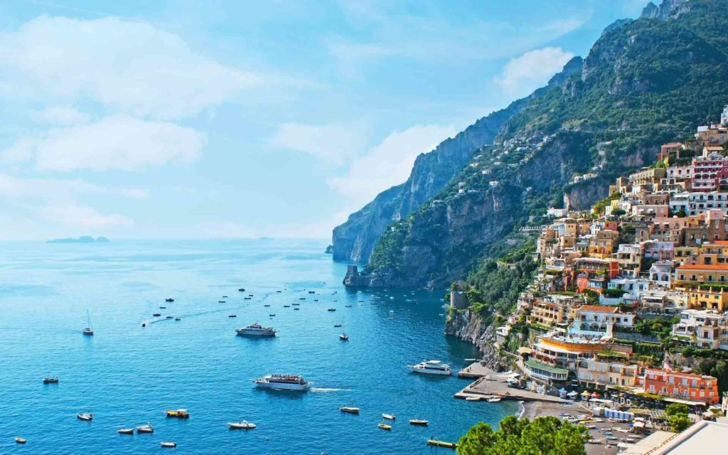 Unforgettable places in the Amalfi Coast